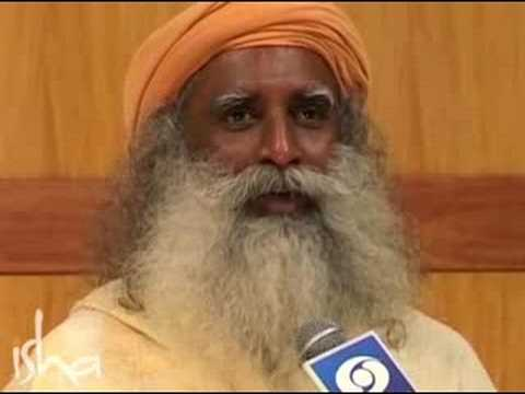 Sadhguru at Bombay Stock Exchange