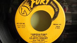 GLADYS KNIGHT & THE PIPS - OPERATOR