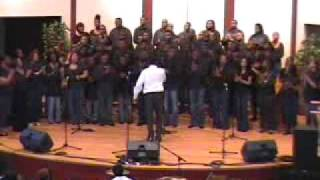 "Benedict College Gospel Choir-""We shall overcome"""