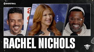 Rachel Nichols | Ep 83 | ALL THE SMOKE Full Episode | SHOWTIME Basketball