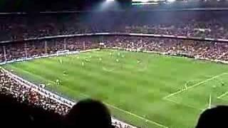 FC Barcelona - Real Betis Sevilla