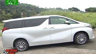 Showcase  - Toyota Alphard 2015