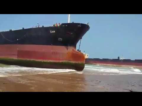 Gadani ship beaching