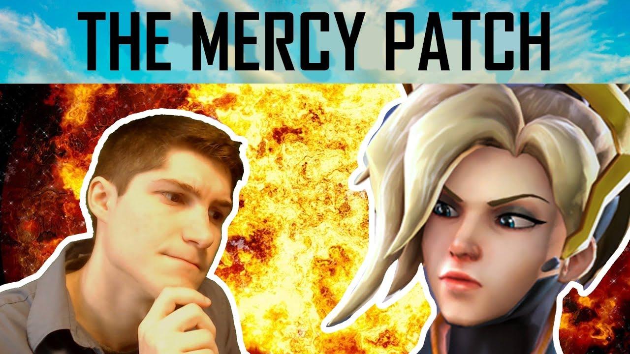 Mercy Resurrect Nerf