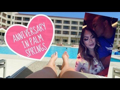 Vlog #7: Anniversary in Palm Springs Vlog | Diana Quach