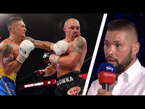FULL FIGHT: Oleksandr Usyk Vs Krzysztof Głowacki W/Tony Bellew As Commentator