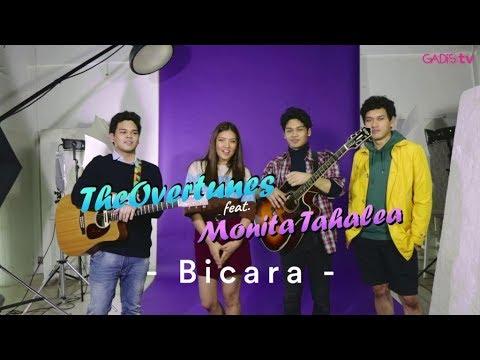 TheOvertunes Feat. Monita Tahalea - Bicara (Live At GADISmagz)