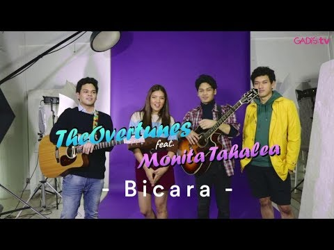 TheOvertunes feat. Monita Tahalea - Bicara (Live at GADISmagz) Mp3