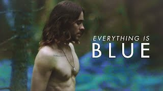jared leto | everything is blue