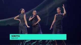 M1 Music Awards. Nikita - Вдыхай - 26.11.2015