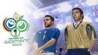 FIFA World Cup 2006: Europejski Klasyk! | POWRÓT DO PRZESZŁOŚCI