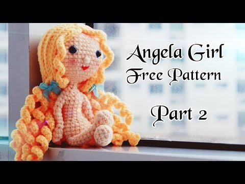 AMIGURUMI CRACKER GIRL BUNNY FREE PATTERN - Baixar pdf de Docero ... | 360x480