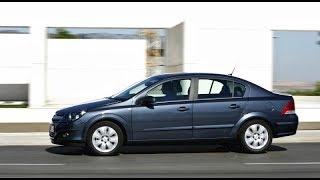 Где находятся номера (VIN) на Opel Astra