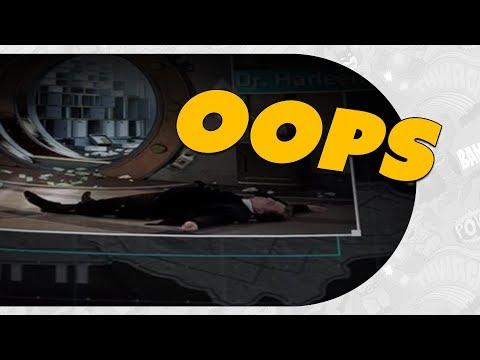 Telltale's Batman Uses REAL Dead Body... Oops?