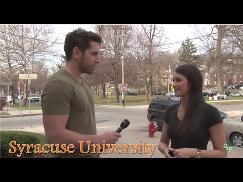 College Life Presents: Syracuse University