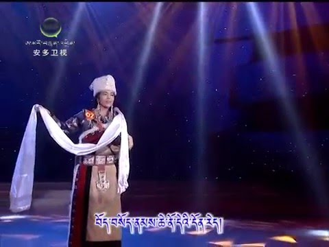 Tibetan folk song - competition in Amdo