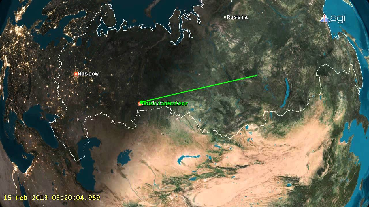 Airburst Explained: NASA Addresses the Russian Meteor