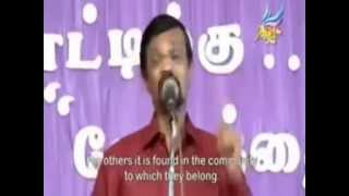 Vincent Selvakumar Message | Zep 1 : 14 - 18 | The Great Day of The LORD is near