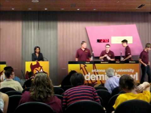 Academic Bowl - ASU - October 2011