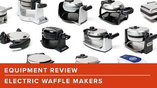The Best Electric Waffle Maker for All Your Brunch Needs