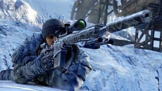 AWESOME GAME ABOUT MODERN SNIPER ON PC ! Sniper Ghost Warrior 2