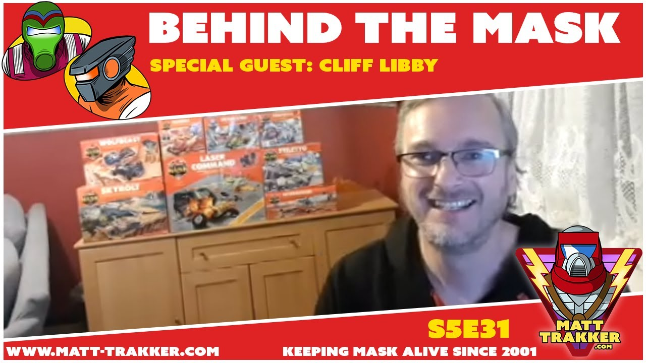 Special Guest - Cliff Libby - s5e31