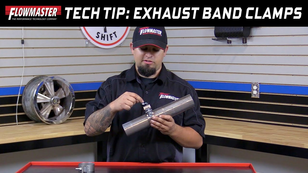 Tech Tip How To Install Flowmaster Exhaust System Band