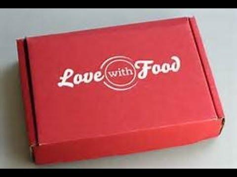Love With Food Box ~May 2018