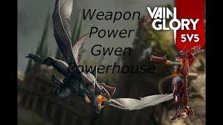 Vainglory 5v5 - WP Gwen *Powerhouse*