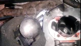 Поршень 6 ремонту на Мінськ і к. вал ТММР