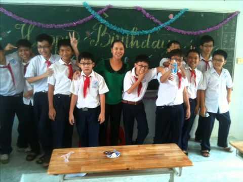 Lớp 6.2, Trường THCS Duy Tân, Thành Phố Vũng Tàu