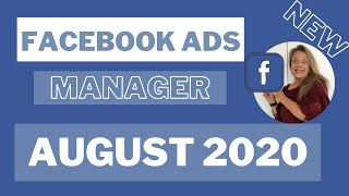 Facebook ADS Tutorial using the New Facebook Ads Manager. August 2020  Complete Guide Made EASY! screenshot 2