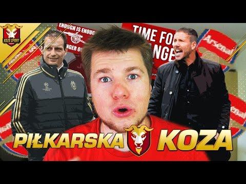 JAK NIE WENGER TO KTO?  #PiłkarskaKoza