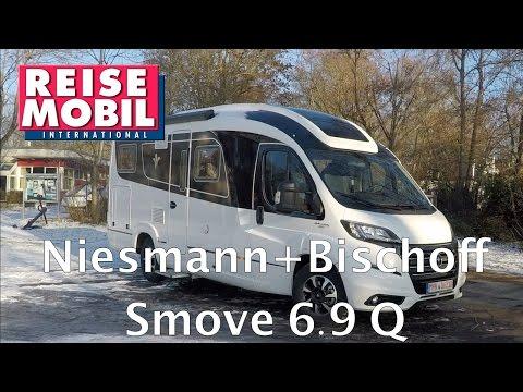 Niesmann+Bischoff Smove 6.9 Q - Profitest der Reisemobil International 03/17