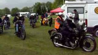 Rudge-Whitworth Enthusiasts Club Rally 2008 Video