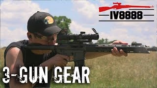 Essential 3-Gun Gear with Chris Cheng