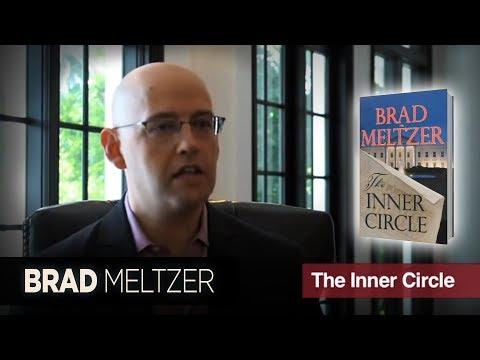 "Brad Meltzer Discusses His Bestseller ""The Inner Circle"""