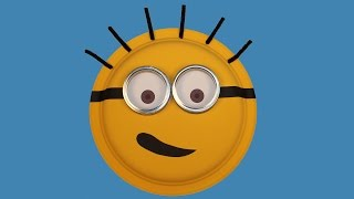 Minions mask craft
