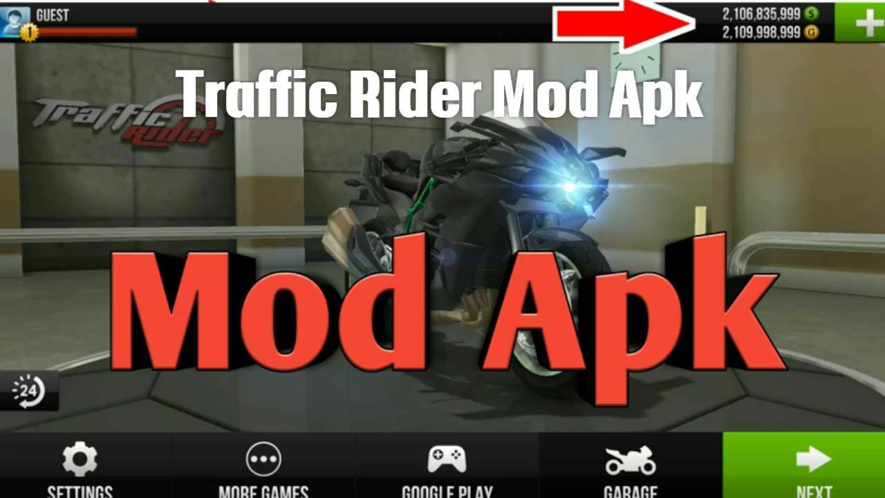 Traffic rider v1. 3 mod apk 1. 3 hack no root [android] download.