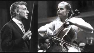 Jacqueline du Pré plays Schumann - Cello Concerto in A minor, Op. 129 (2/2)