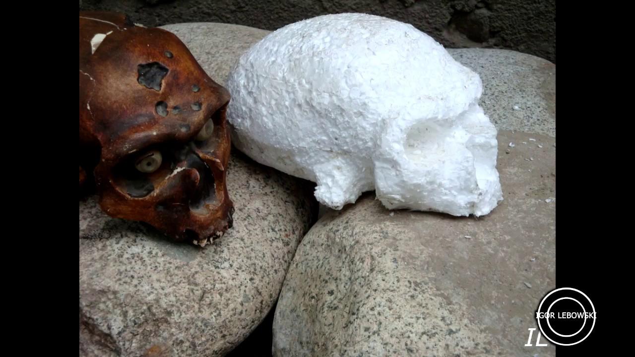 Как вырезать череп своими руками фото 402