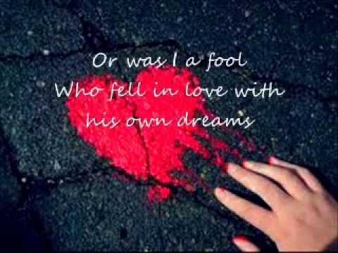 How do you heal a broken heart - Chris Walker