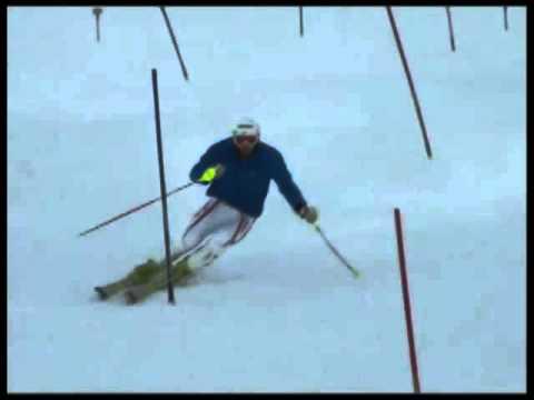 Вопрос: Как заниматься лыжным слаломом (водным слаломом на одной лыже)?