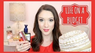 Life on a Budget! High Quality Finds for Bargain Prices | Blair Fowler Thumbnail
