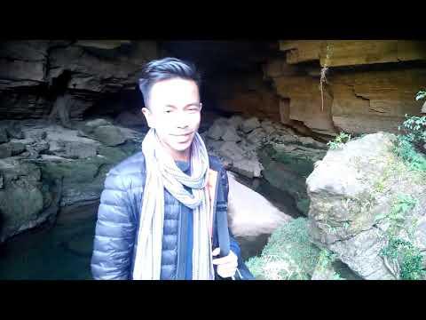 Kiki Garod#Director# preparing location Krem Dam, Mawsynram/shooting video Song Khasi Movie #Jingim#