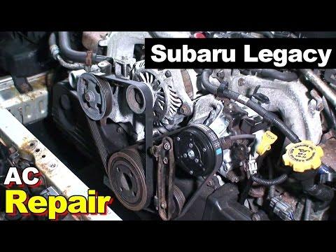 2004 Subaru Legacy AC Repair