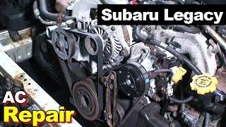 Video 2004 Subaru Legacy AC Repair download MP3, 3GP, MP4, WEBM, AVI, FLV Agustus 2018