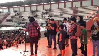Fanatic Stage 2015 Antofagasta