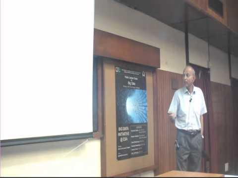 Ravi Kannan -- Foundations of Data Science
