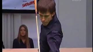 Евгений Сталев vs  Александр Паламарь | Русский Бильярд  [Vbilliardetv Nebo]